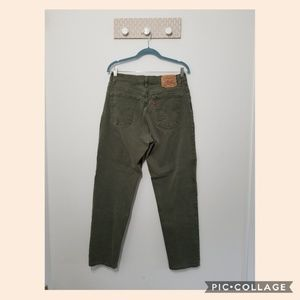 Levi's Jeans - Levi's 550 high waisted relaxed fit vintage jean